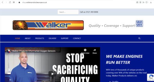 Walker Products Europe